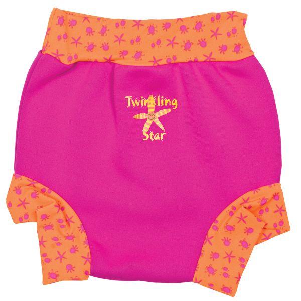 Happy Nappy™ Pink Bobbing Along
