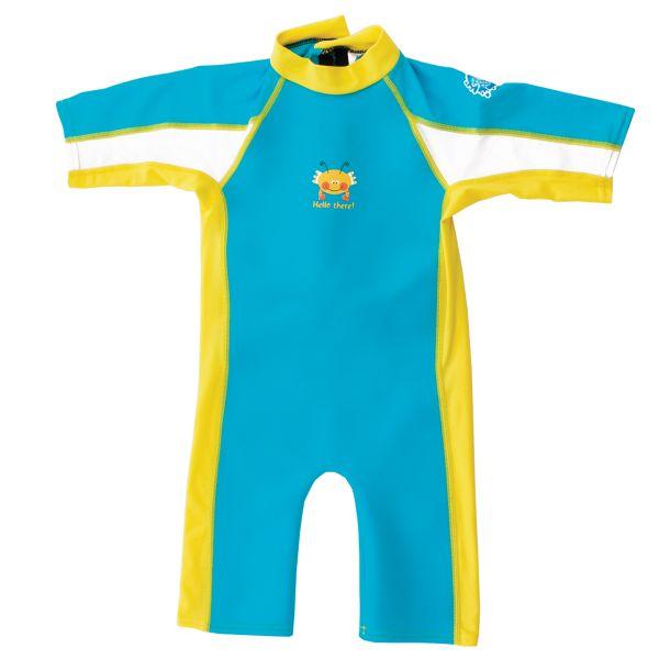 UV Combie Wetsuit Turquoise Bobbing Along