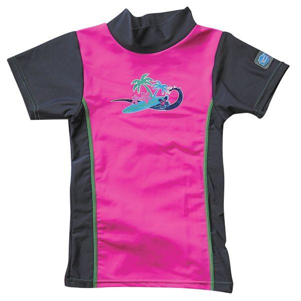 Sun Protection Rash Top Surf Pink