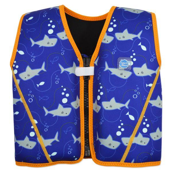 Go Splash Shark Orange