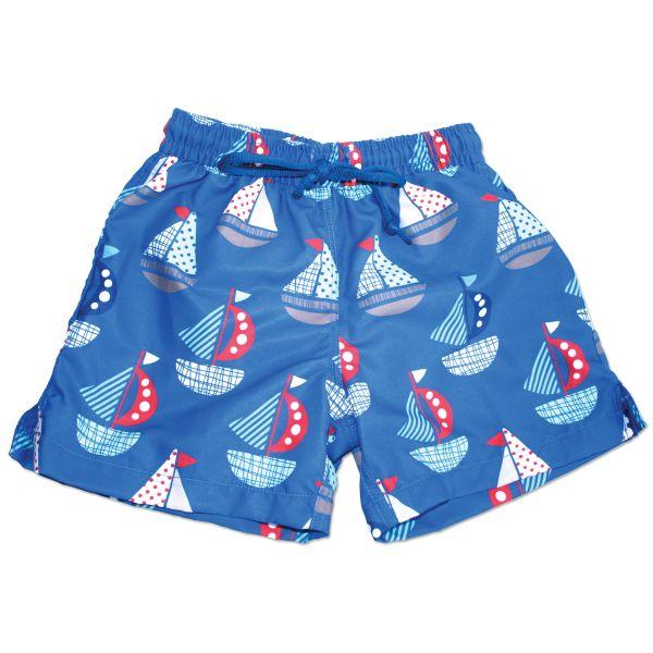 Board Shorts Set Sail Print