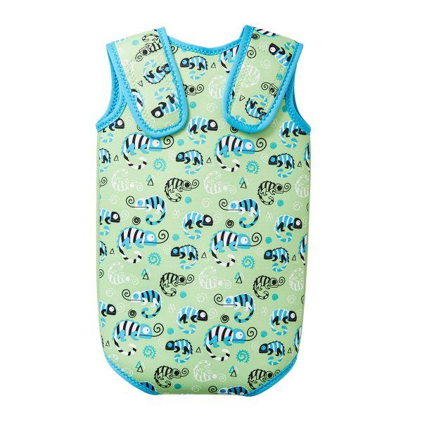 Baby Wrap Green Gecko