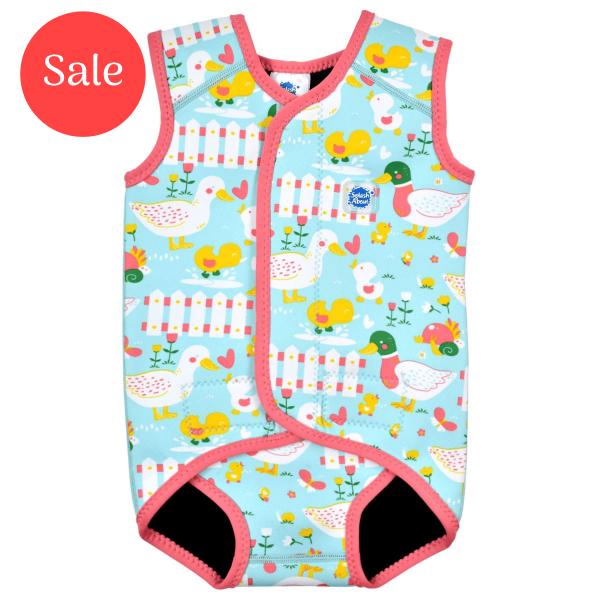 Baby Wrap™ Little Ducks Large 18-30 Months