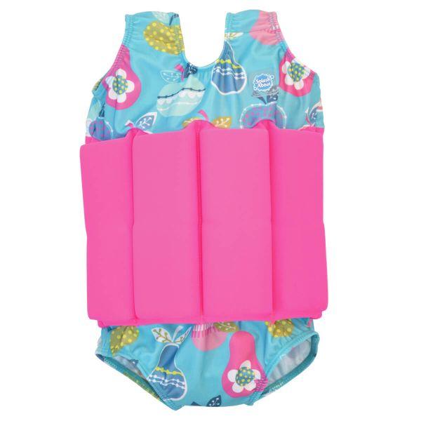 Floatsuit Tutti Frutti with Zip