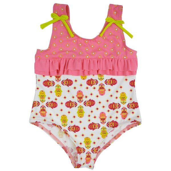 Ruffle Swimsuit Kayla La