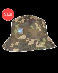 Bucket Hat Camo Khaki