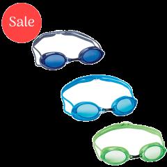 Hydro Swim Adult 1X-1100 Ocean Tide Goggles Assorted