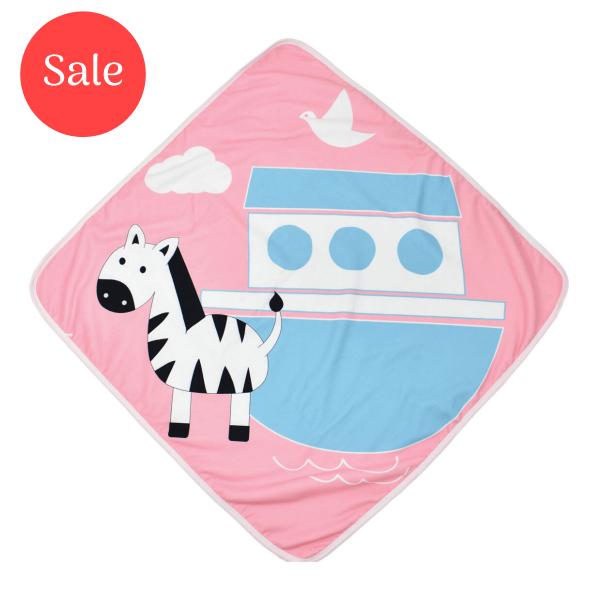 Hooded Towel Nina's Ark