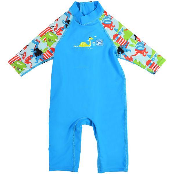 Toddler 3/4 length UV Suit Dino Pirates