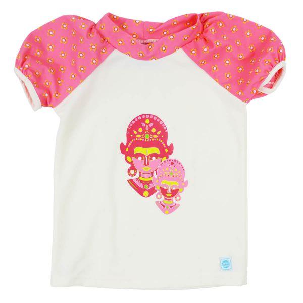 Designer Short Sleeve Rash Top Kayla la