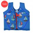 Learn To Swim Float Jacket Set Sail