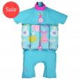 UV Floatsuit with Zip Tutti Frutti
