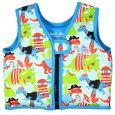 Go Splash Swim Vest Dino Pirates