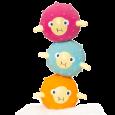Pack of 3 Pufferfish Pool & Bath Toys