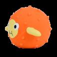 Pufferfish Pool & Bath Toy Orange