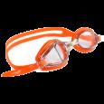Soaked Adult Piranha Goggles Orange