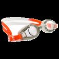 Soaked Junior Goggles Piranha Orange