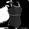 Ladies Monochrome Swimming Costume