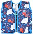 Go Splash Starter Float Jacket Under the Sea