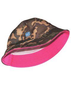 Bucket Hat Camo Pink