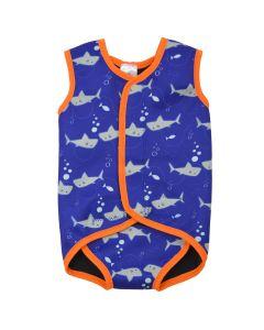 Baby Wrap™ Shark Orange