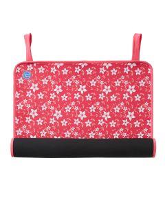 changing mat pink  blossom