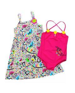a37316a9de15a Birdy Swimming Costume   Sun Dress Bundle