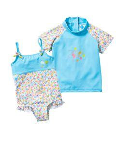 Flora Bimbi Swimsuit & Rash Top