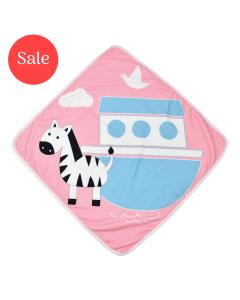 Baby Hooded Towel Nina's Ark
