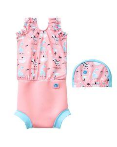 Happy Nappy Costume and Swim Hat Bundle Nina's Ark