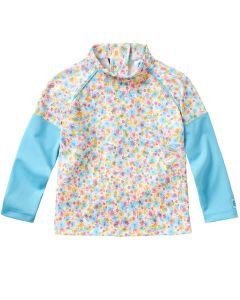 Designer Long Sleeve Rash Top Flora Bimbi