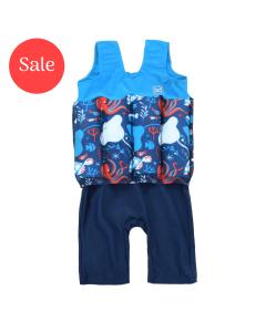 Short John Floatsuit Under the Sea