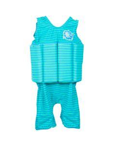 Short John Float Suit Blue Lagoon