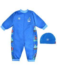 Set Sail Warm In One & Swim Hat Bundle