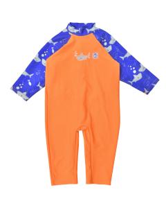 UV All In One Shark Orange 1-2 Years