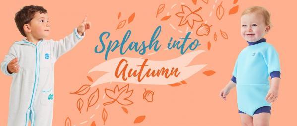 Splash into Autumn!