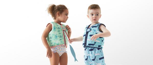 Go Splash Swim Vests - The perfect Holiday swim accessory!