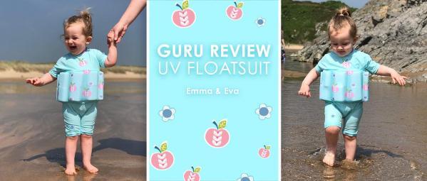 Guru Reviews Eva & Emma: UV Floatsuit
