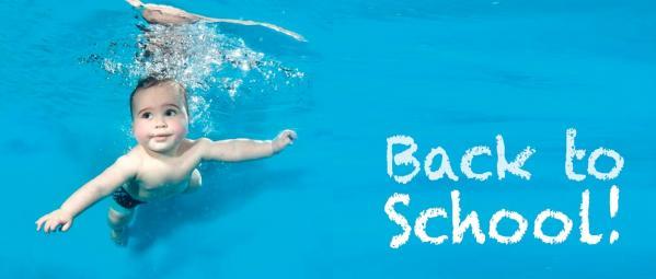Back to School, Back to Swim school