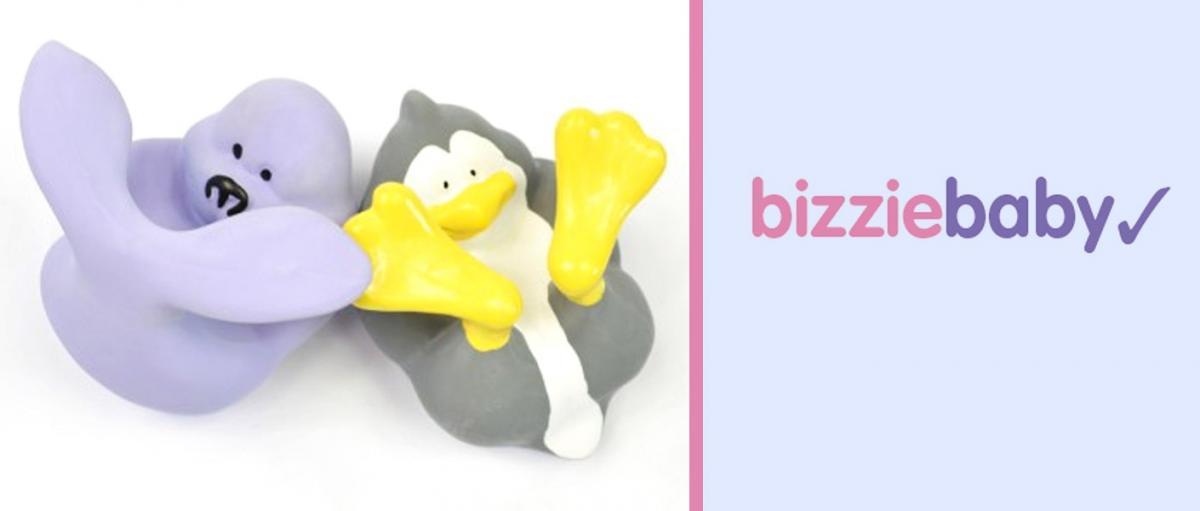Bizzie Baby Gold Award Nov 16