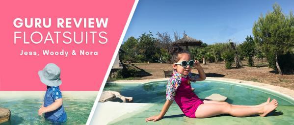 Guru Reviews Jess, Woody and Nora: Rash Tops & Swimming Costume