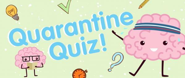 Kids Quarantine Quiz