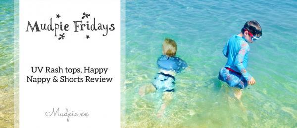 Mudpie Fridays Rash Top Review