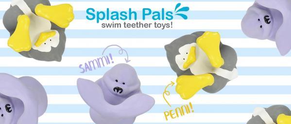 Brand New Splash Pals