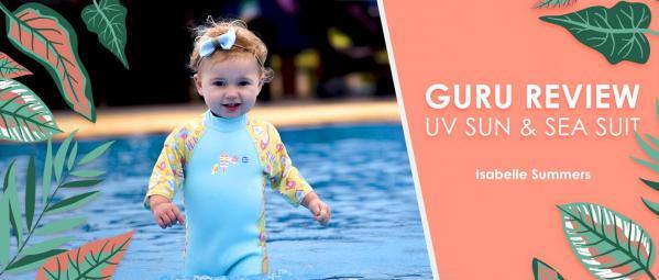 Guru Reviews Isabelle and Alyce: UV Sun & Sea Wetsuit