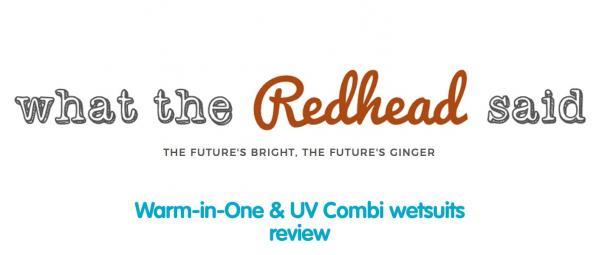 What The Redhead Said January 2015