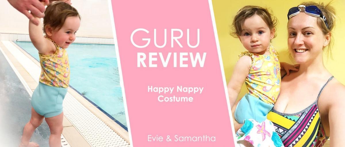 Guru Reviews Samantha & Evie: Happy Nappy Costume