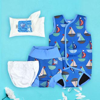 baby wetsuit bundles