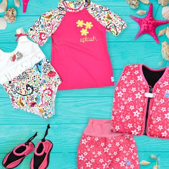 holiday swimwear bundles girls